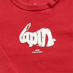 Imps and Elfs rode longsleeve lapin - 98